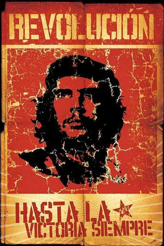 Che Guevara : Revolucion - Maxi Poster 61cm x 91.5cm (new & sealed)
