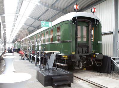 Herzlich Willkommen im Eisenbahnmuseum Bochum