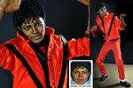 "Michael Jackson doll ""Thriller"""