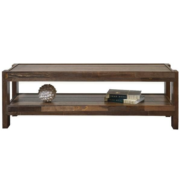 Reclaimed Coffee Table - presEARTH Spice