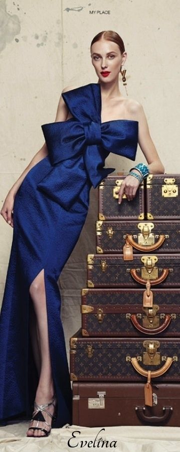 #LouisVuitton ~ #Luxurydotcom
