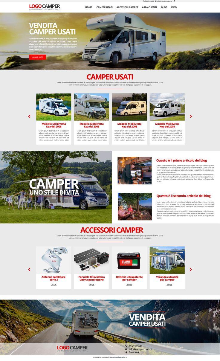 www.mediacamper.com - sito web vendita camper e caravan ad arezzo