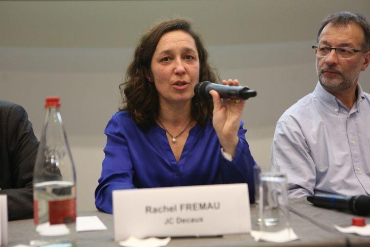Rachel Fremau, IT Domain Manager, JC Decaux