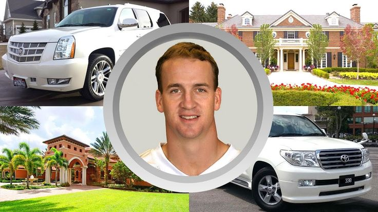 Peyton Manning Net Worth, Lifestyle, Family, Biography, House and Cars - YouTube