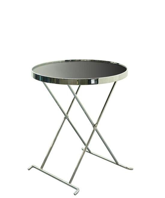 круглый журнальный стол небольшого размера, металлические журнальные столы из Китая 4CBZ-270