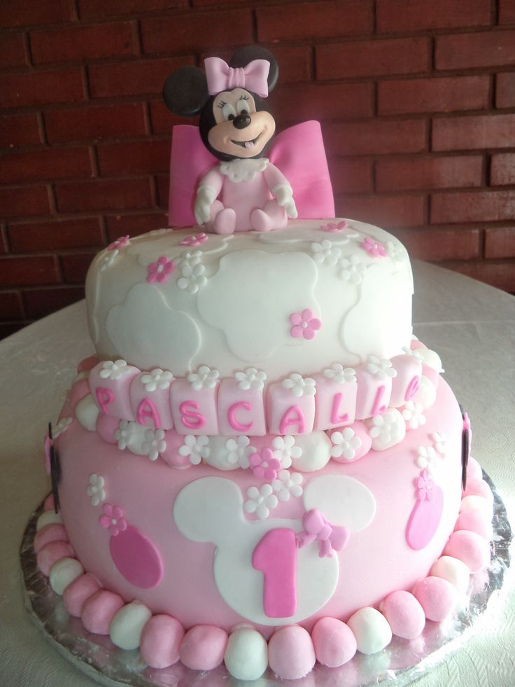 Minnie Mouse Cake  - #Minnie #Cake  - Torta de Minnie - Creada por @VolovanProductos #Puq - Punta Arenas- Chile