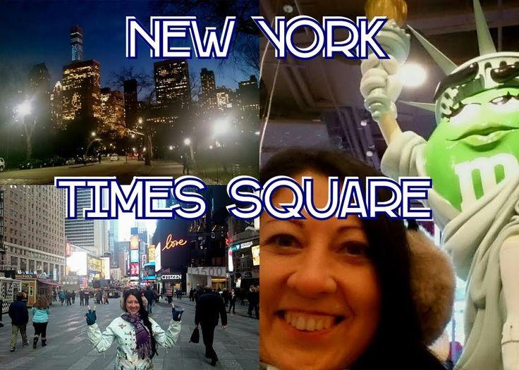 Америка: New York, Огни - Times Square, Национальный парк -ANGRY BIRDS