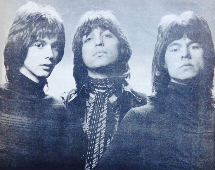 Arrows RAK records promotional photo, from Disc music paper UK 1974. Photo by Gered Mankowitz. #Arrows #Rock #RAK #1974