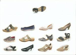 wo ist der zweite Schuh   tinasblumenwiese