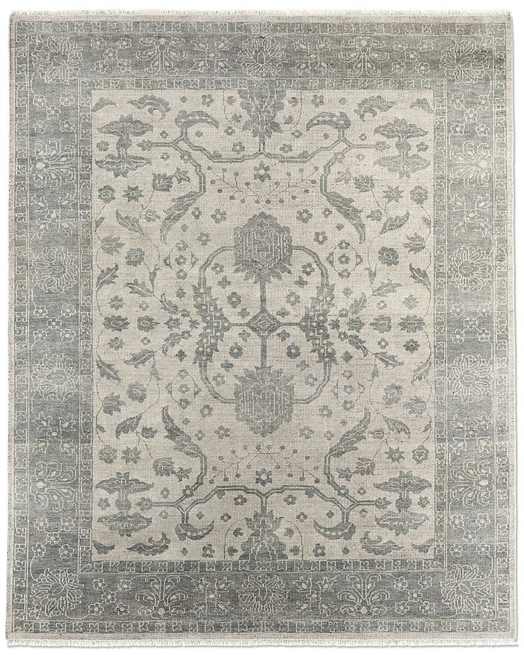 Huge Rug Living Room Ottoman Decor: Restoration Hardware Has Some Huge Rugs In Silvery Colors