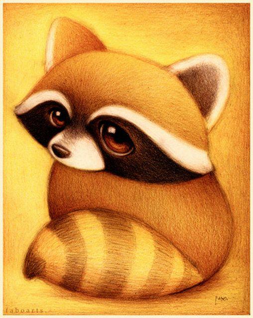 Картинки милые зверюшки рисунки