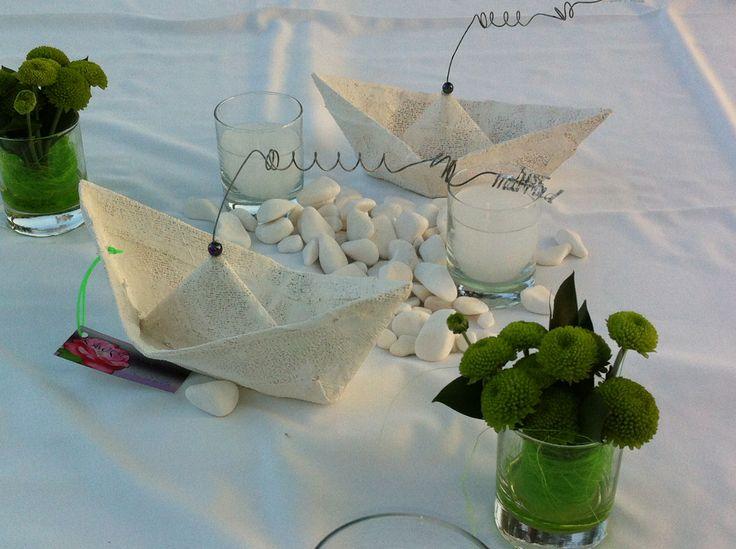 centerpiece by Chlorofilli flowers