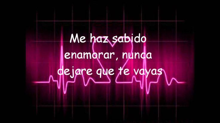 4 Palabras- Gilberto Daza (letra)