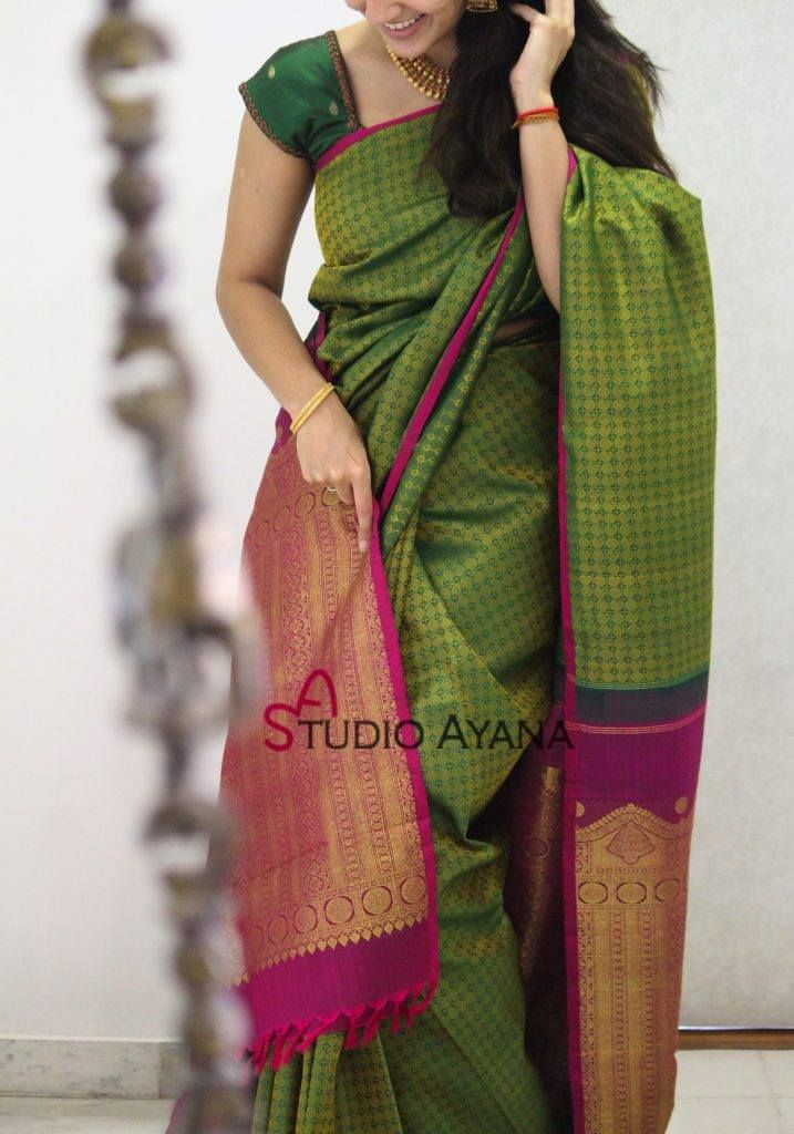 Soft Silk Sarees in Different Colours