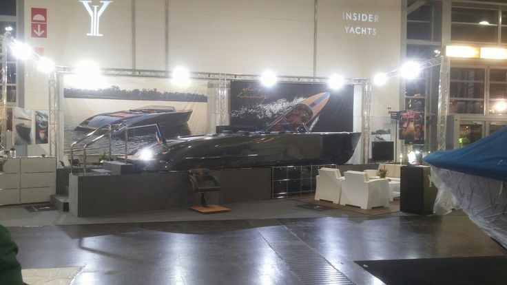 Insideryachts.com Düsseldorf expo 2017