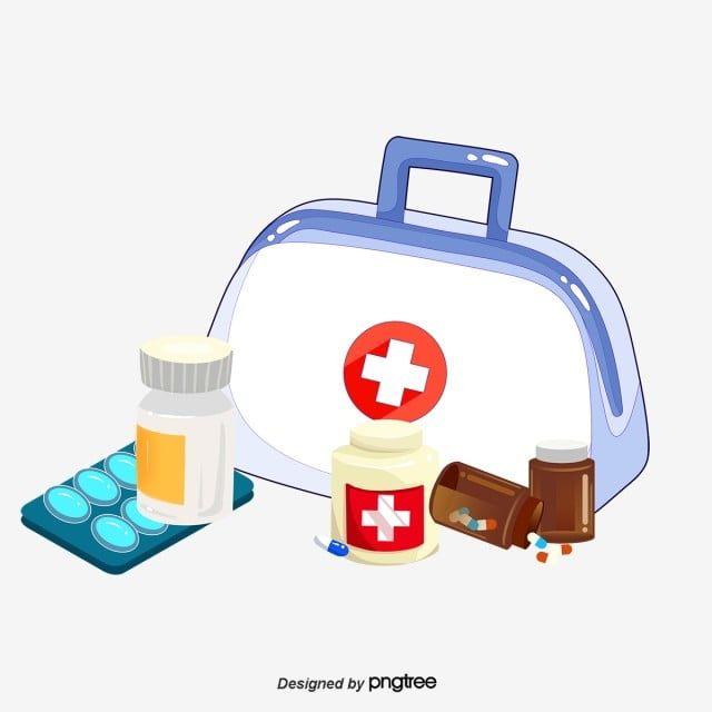 الطب اليدوي عدة الإسعافات الأولية الطب الشاش شاش طبي Png وملف Psd للتحميل مجانا First Aid Kit Medical Kit Prints For Sale