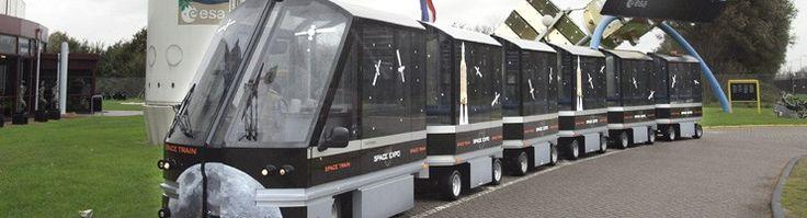 Met de Space Train naar ESA/ESTEC tijdens de weekenden en schoolvakanties