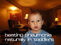 How to cure pneumonia naturally and other respiratory problems. Very good ideas!