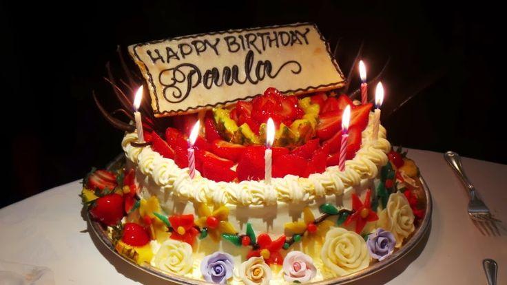 Pin By Hanna Kropkowska On Happy Birthday: Pin De Onírico Alzahed Em Happy Birthday
