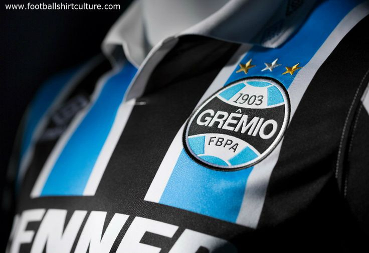 Grêmio 2015 Copa Libertadores 20 year anniversary Umbro Shirt