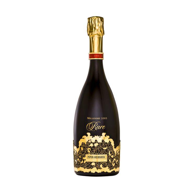 Champagne Piper-Heidsieck Rare millésime 2002