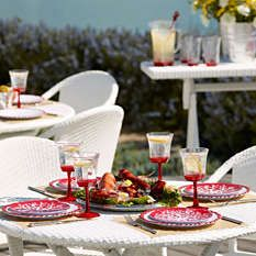 Outdoor Dishes - Outdoor Place Settings - Outdoor Glasses - Frontgate