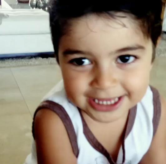 Juliana Paes mostra o filho cantando; Veja o vídeo!