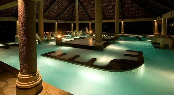 Thermes Marins Bali Spa, Voted the World's Best Spa.