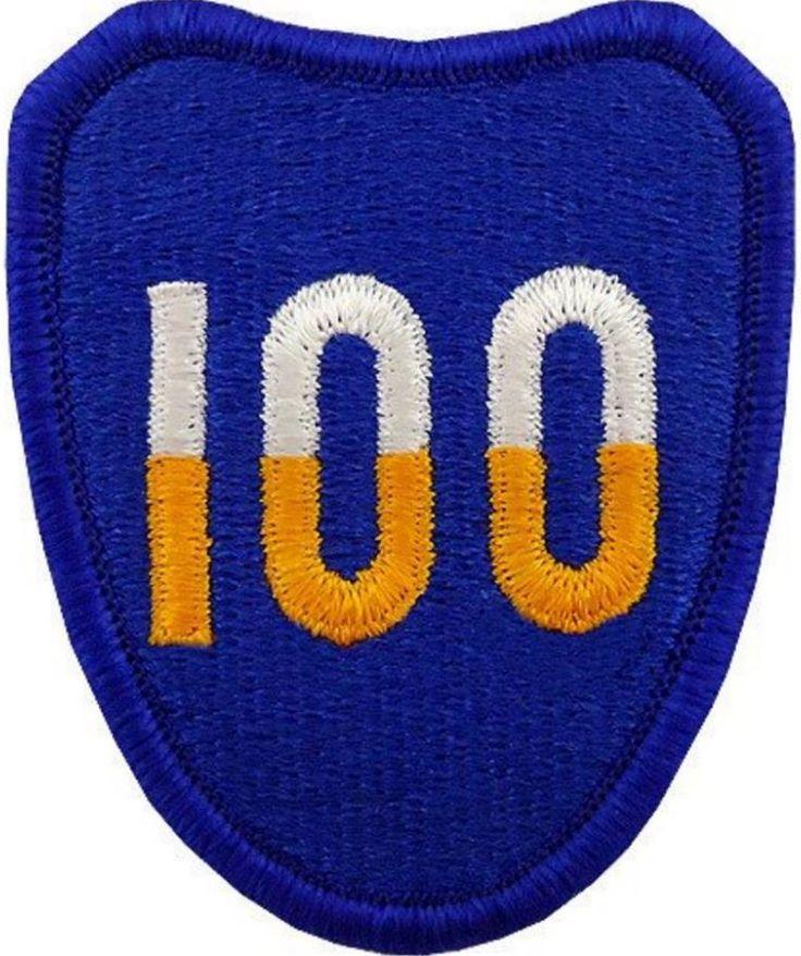 100TH TRAINING DIVISION