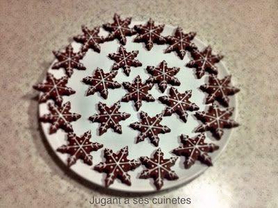 Jugant a ses cuinetes: Galetes decorades per Nadal