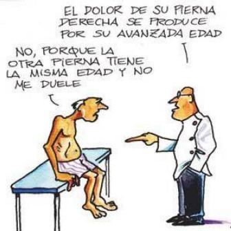 edad ✿ Humor / Spanish humor / learning Spanish / Spanish jokes/ Podcast espanol - Repin for later!