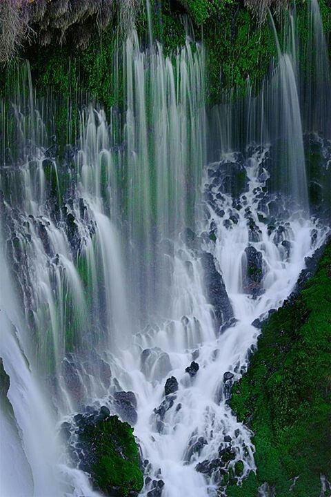 Burney Falls State Park - California