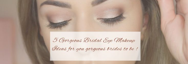 Choosing your wedding makeup is the hardest decision you'll make after choosing the groom. Bridal Eye Makeup is all about the pursuit to see the true beauty of the bride.