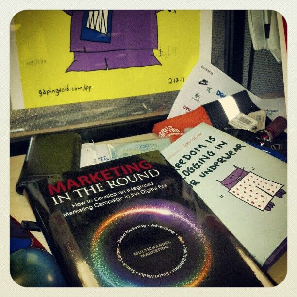 Looking forward to reading these books from Geoff/Gini and GapingVoid: 2012 Books, Books Reading