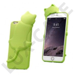 Hellodeere Stogdill (Grøn) iPhone 6 Plus Cover