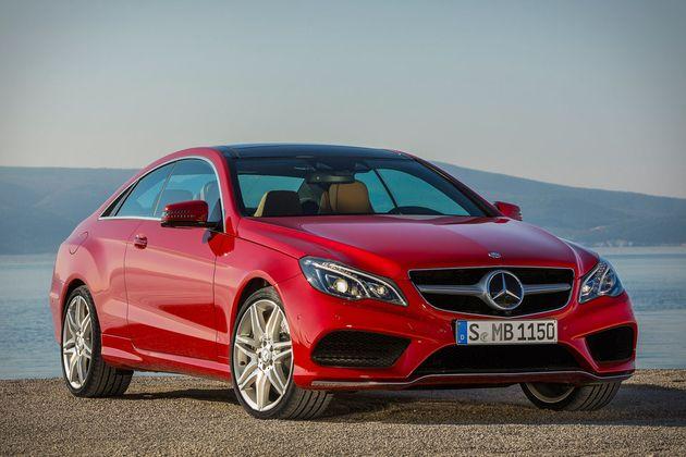 2014 Mercedes-Benz E-Class Coupe  ♥ #cars #sexy