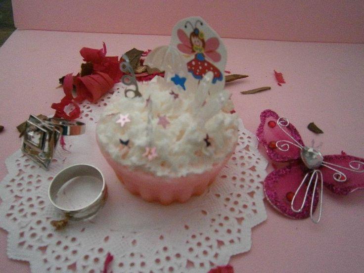 Cup Cake de Jabón by Eva