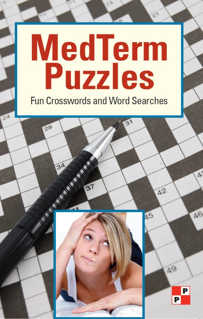 DOWNLOADABLE PDF of Medical Terminology Puzzles | Medical