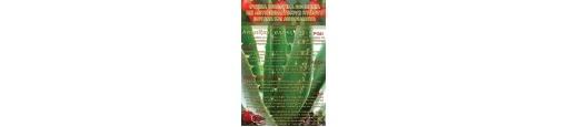 Φυσικά Βιολογικά Σφηνάκια με αντιοξειδωτικούς χυμούς, βότανα & ανθοϊάματα. Αναμείξαμε χυμούς από:  ΡΟΔΙ, NONI, ΑΛΟΗ, SCHWEDEN BITTER, GOJI, ACAI αι τους « σ φ η ν ώ σ α μ ε » σε μικρές εύχρηστες μονοδόσεις των 35 ml.      Απαιτητικές μέρες, κακή διατροφή, πολλές υποχρεώσεις ζητούν μια υποστήριξη.      Για την τσάντα, το γραφείο, για το δρόμο. Εύχρηστα, υγιεινά, πολύτιμα. Δοκιμάστε τα σήμερα και απολαύστε την γεύση και την αποτελεσματικότητά τους.