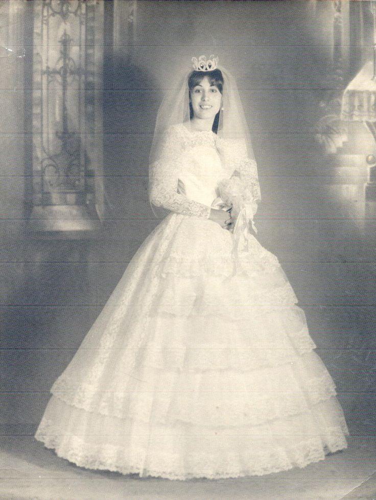 140 besten Vintage wedding dresses Bilder auf Pinterest | Retro ...