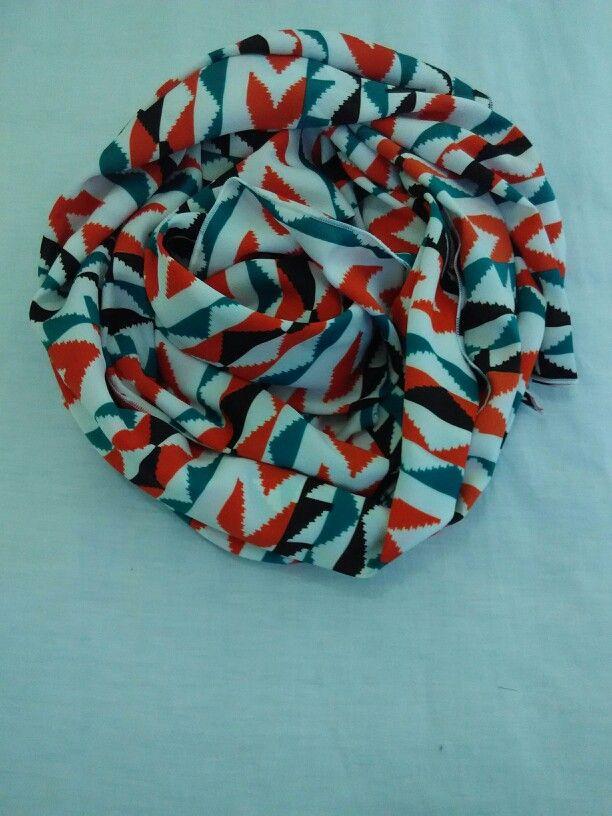 Seductive scarf