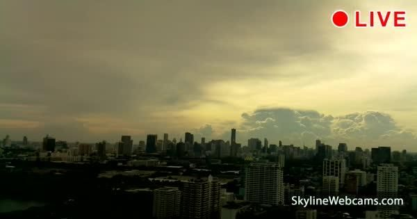 Panoramic view live from Bangkok!