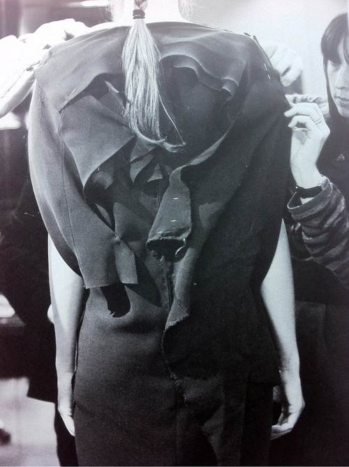 UNFINISHED symphony by LANVIN……….No.10