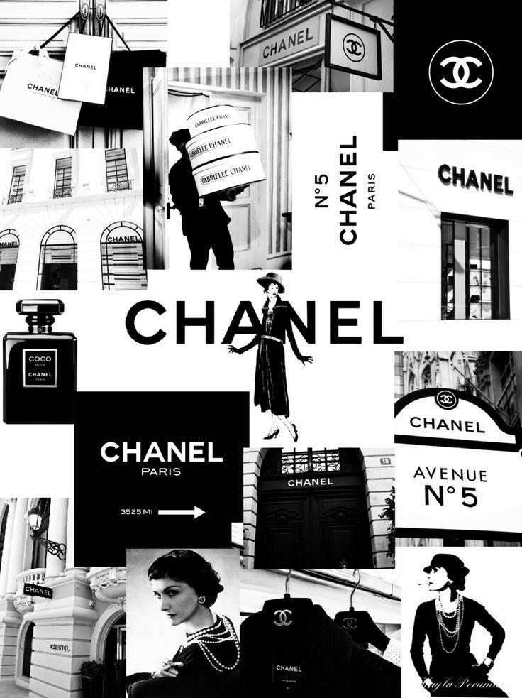 Epingle Par שאנל בן חמו Sur Coco Chanel Fashion En 2020 Fond Noir Et Blanc Fond D Ecran Telephone Photographie Retro