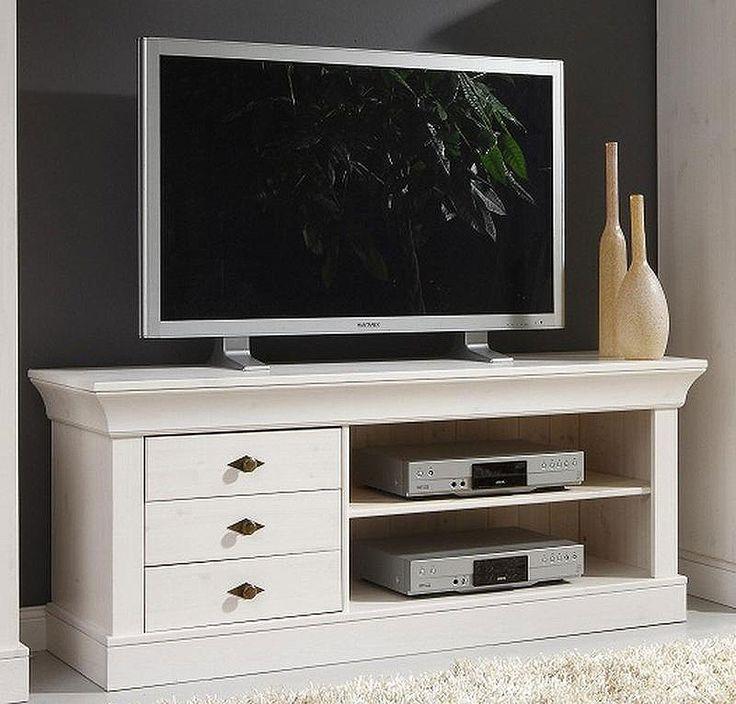 Genial Tv Möbel Holz Weiß. Deko