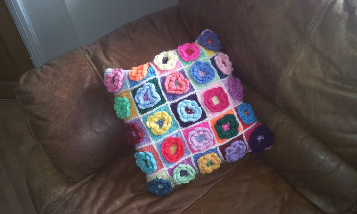 mums birthday cushion