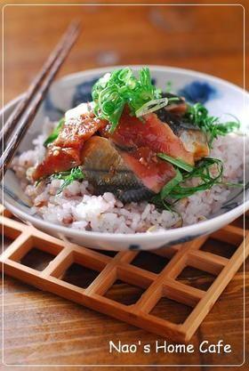 秋刀魚のづけ丼♡ by なお★nao [クックパッド] 簡単おいしいみんなの ...