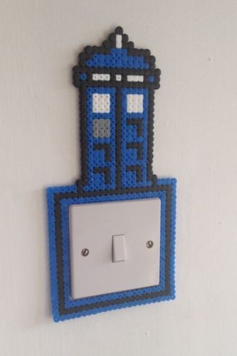 Doctor Who Tardis Light Switch Surround | EBay