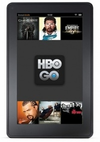 HBO Go App Lands On The Kindle Fire