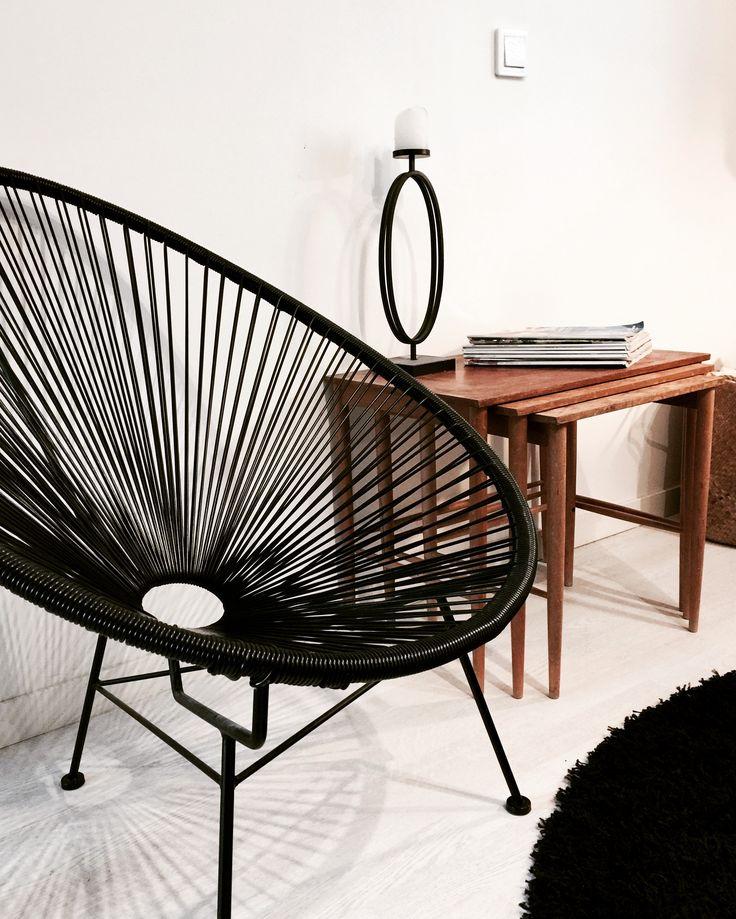 My minimalistic reading corner.